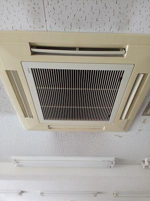 箕面市船場 業務用エアコン