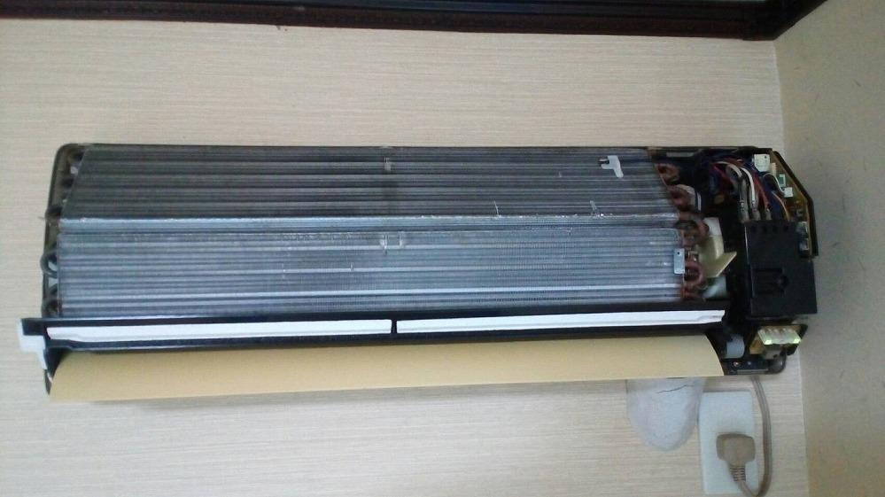 岸和田市尾生町 エアコンクリーニング