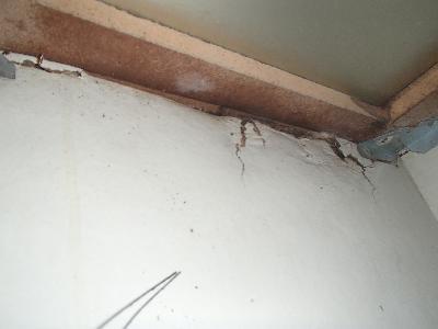 キッチンのシンク下の収納