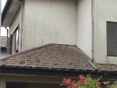 加須市 雨漏り修理リフォーム