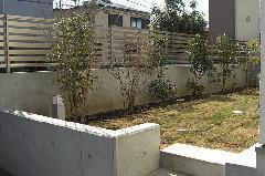 神奈川県 外構のブロック塀・フェンス設置工事