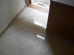 東京都大田区の個人住宅石、タイル工事