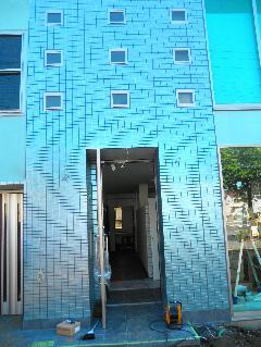千葉県習志野市のオフィスビル新築工事