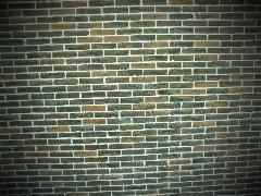 東京都港区のオフイスの壁ブリックタイル張り
