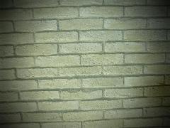 東京都港区店舗の壁ブリックタイル張り