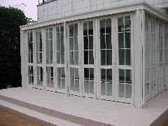 ガーデンテラス施工