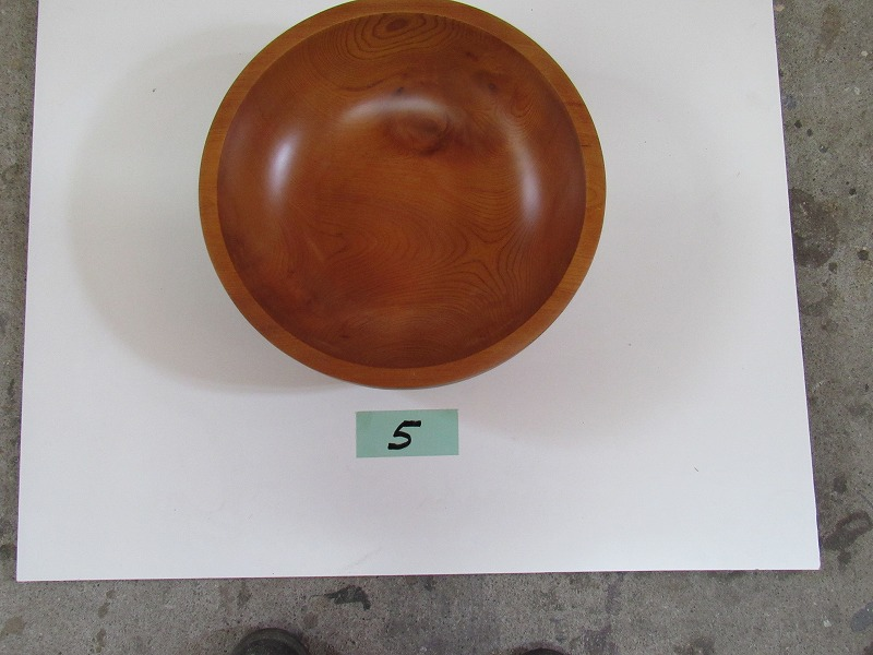 練り鉢 ケヤキ5
