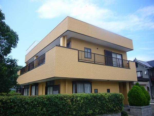 外壁や屋根の塗装が家を守ります!
