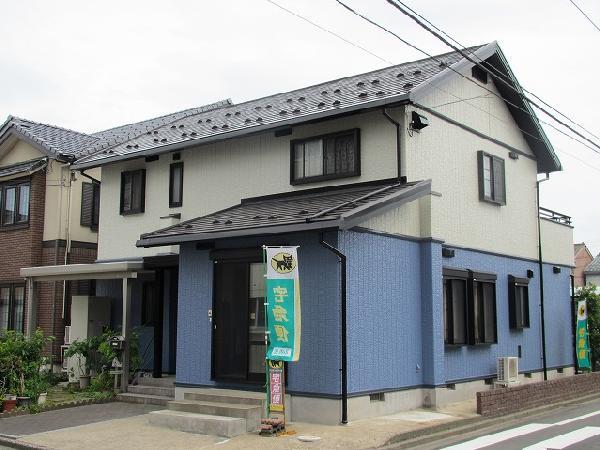 外壁改修工事(福井市)