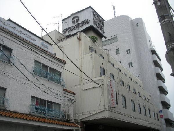 タウンホテル解体工事