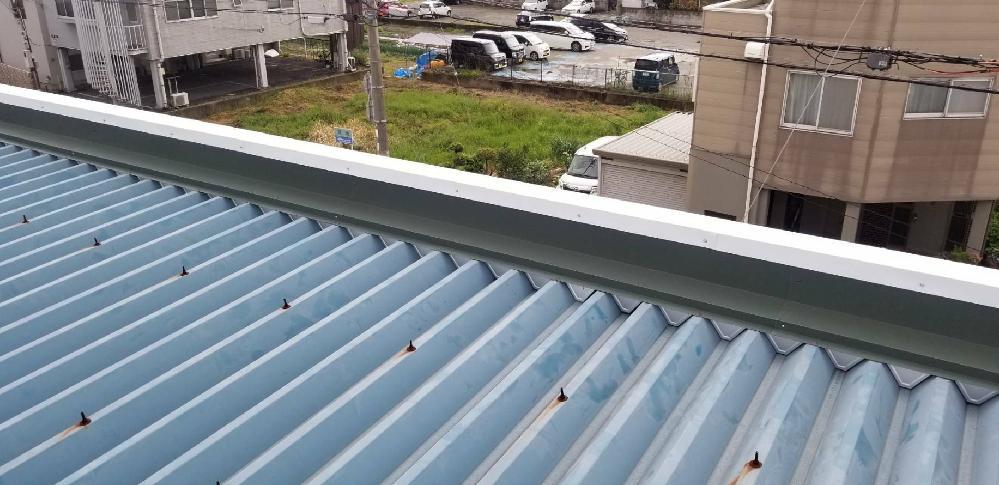 折板屋根リフォーム