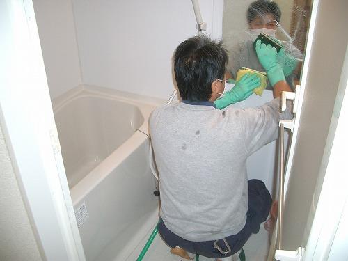 キッチン、浴室、コンロクリーニング