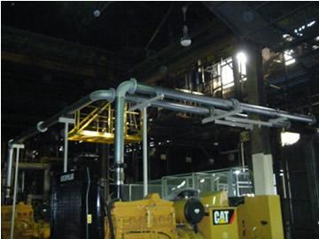 機械設備配管工事
