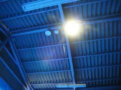 群馬県太田市 LED照明 導入前照度確認テスト