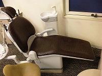 歯科医院 治療 椅子 張替え後
