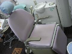 歯科医院 治療 椅子 張替え