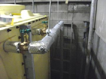 ボールタップ 給水配管交換工事 千葉県浦安市