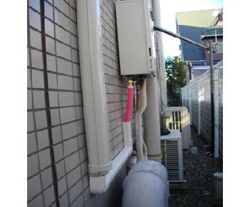 給湯管改修工事 千葉県浦安市