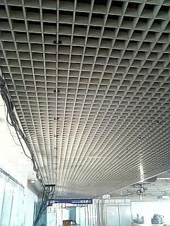 海ほたる 映像水族館「アクアシアター」駐車場 天井塗り替え
