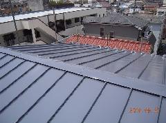 墨田区 住宅 屋根塗り替え工事