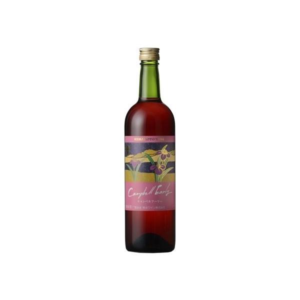 熊本ワイン 熊本キャンベルアーリー 720ml