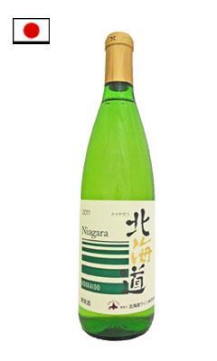 北海道ワイン  北海道ナイヤガラ 720ml