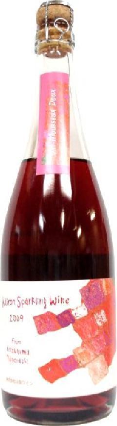 くらむぼんワイン あじろん スパークリングワイン14 720ml