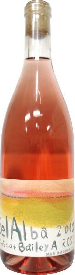 くらむぼんワイン ベルアルバ マスカットベーリーA10 720ml