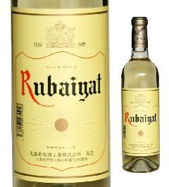 丸藤葡萄酒 ルバイヤートワイン 白 720ml