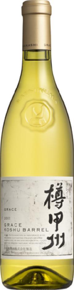 中央葡萄酒 グレイス 樽甲州14 720ml