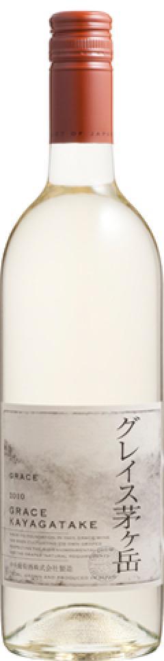 中央葡萄酒 グレイス 茅ヶ岳 白14 750ml