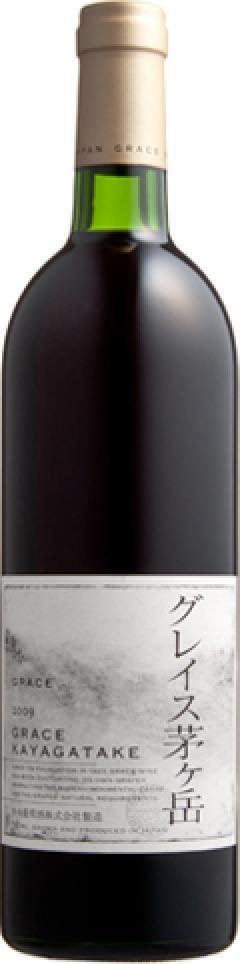 中央葡萄酒 グレイス 茅ヶ岳 赤13 750ml