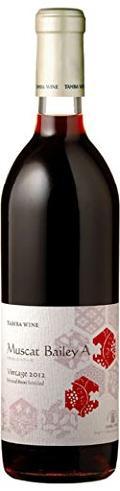 丹波ワイン マスカットベリーA13 720ml