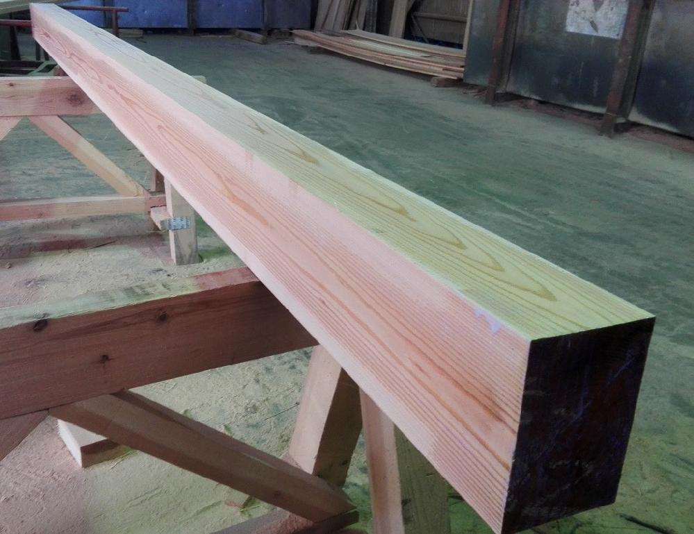 吉野杉 赤身 桁材