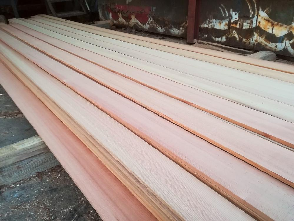 吉野杉 赤身柾板