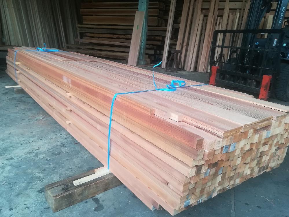吉野杉 赤身造作材