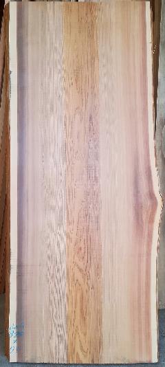【希少】吉野杉 840mm幅 一枚板(送料無料)