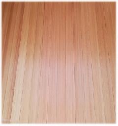 杉 赤身柾目羽目板