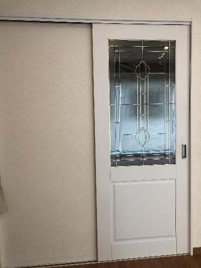 リクシルのドア