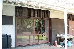 木製雨戸・網戸・硝子戸
