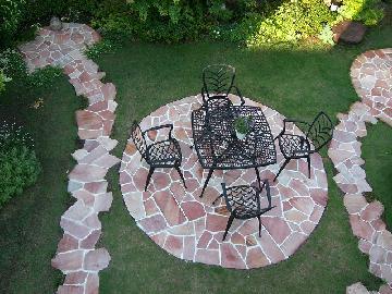 お庭/プチ庭園リフォーム