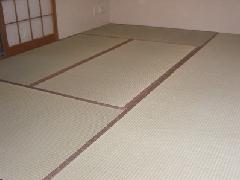 施行例 昭島市U邸 マンションの畳を張替え