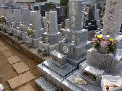 即随寺1.2�uの境内墓所の施工例