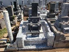 市川市即随寺の納骨堂の広い改修工事事例