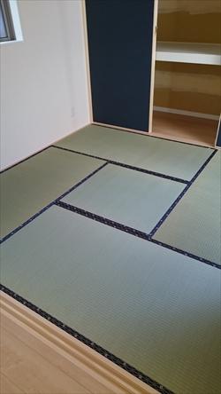 新調した畳