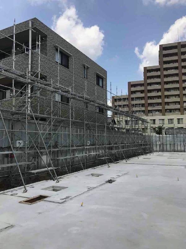 さいたま市 保育園 足場