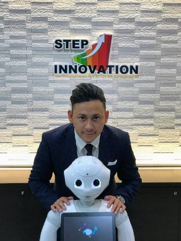 ステップイノベーション株式会社 代表取締役 谷口 秀夫