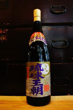 琉球王朝 古酒30度 1800ml