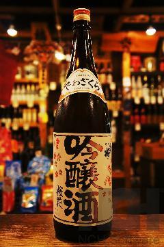 出羽桜 吟醸 桜花 1800ml