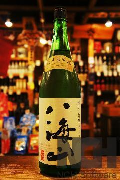 八海山 純米大吟醸 1800ml
